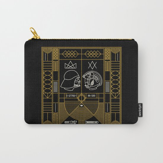Galactic Balance  Carry-All Pouch