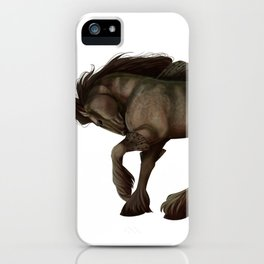 English Kelpie iPhone Case