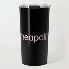 Ice Cream Flavors: Neapolitan Travel Mug