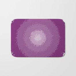 purple decay Bath Mat