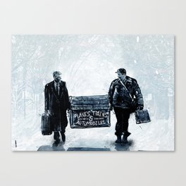 Planes,Trains & Automobiles Canvas Print