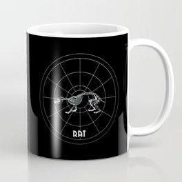 Rat Animal Totem Coffee Mug