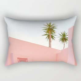 Muralla Roja Rectangular Pillow
