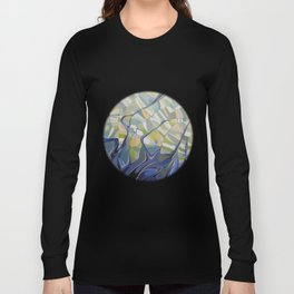 The earth seen from the space Long Sleeve T-shirt