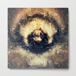Exposure Art - Mind Explosion Metal Print