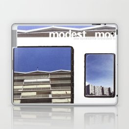 Modest Mouse - Lonesome Crowded West Laptop & iPad Skin