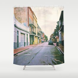 To Miss New Orleans Shower Curtain