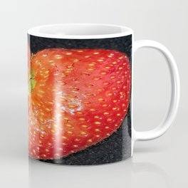Strawberry of Heart Coffee Mug