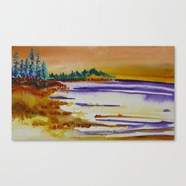Michigan 4 Canvas Print