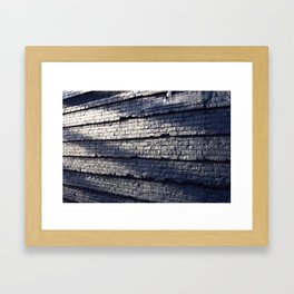 Sideswiped  Framed Art Print