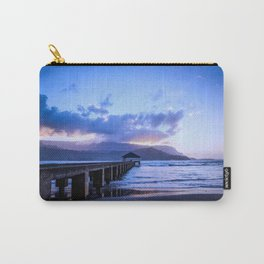 Pier Hanalei Bay Carry-All Pouch