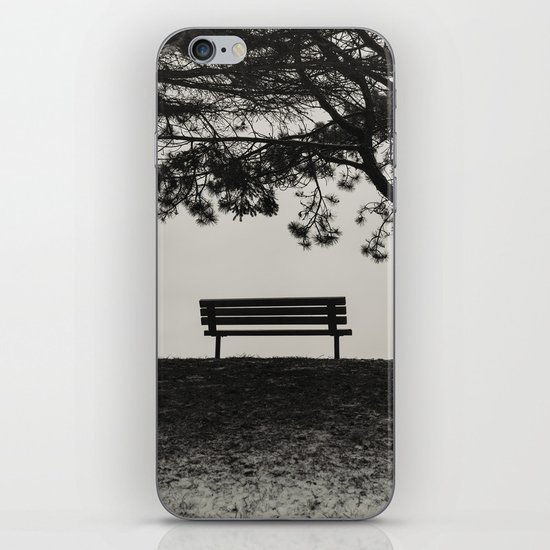 Winter's Shelter iPhone & iPod Skin