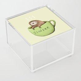 Sloffee Acrylic Box