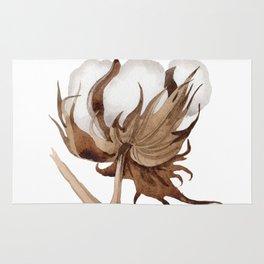 Cotton Flower 03 Rug