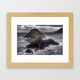 Dingle Peninsula Framed Art Print