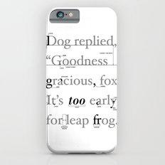 Goodness iPhone 6s Slim Case