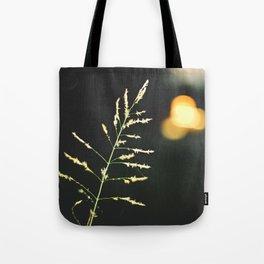 twilight bokeh Tote Bag