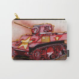 Red Tank Carry-All Pouch