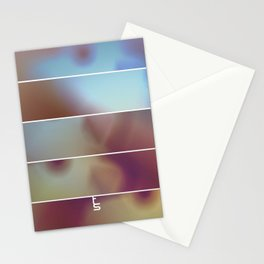 Overexposure (Five Panels Series) Stationery Cards
