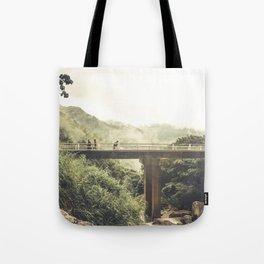Ella bridge Tote Bag