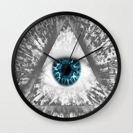 Dollar Eye Wall Clock