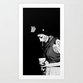 Rú Art Print