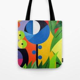 Flowers - Paint Tote Bag