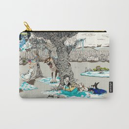 Books Coming to Life: Frozen Carry-All Pouch