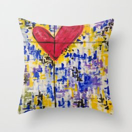 Wrap Up Throw Pillow