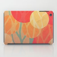 the thing iPad Cases featuring Spring Thing by VessDSign