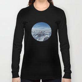 Winter Court Long Sleeve T-shirt