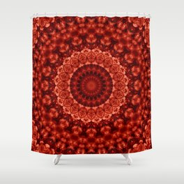 There Will Be Blood Shower Curtain