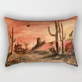 American Southwest Rectangular Pillow