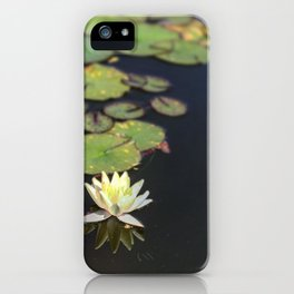 Reflecting on the Dark iPhone Case