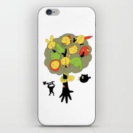 The Ninja Assassin iPhone Skin