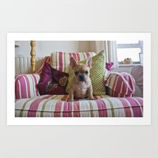 Lolly's Place Art Print