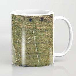 Long Man of Wilmington Coffee Mug