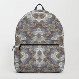 Tree Weave 4 Fabric Backpack