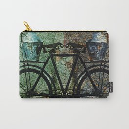 No Handlebars Needed Carry-All Pouch