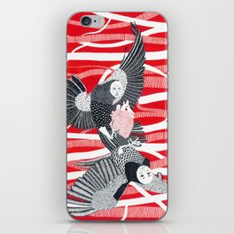 Alchonst and Sirin iPhone Skin