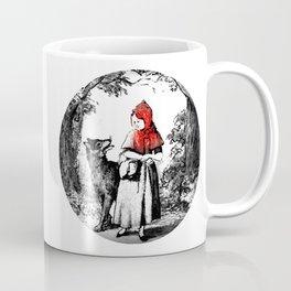 Hey there little red riding hood Coffee Mug