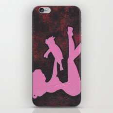 Pink Pinup iPhone & iPod Skin