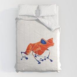 Poison Dart Frog Comforters