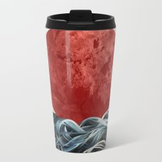Sunrise in Japan Metal Travel Mug