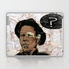 Tom Waits? Laptop & iPad Skin
