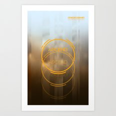Ascend Art Print