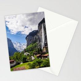 Lauterbrunnen Stationery Cards
