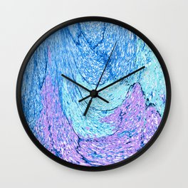 501 - Abstract Design Wall Clock