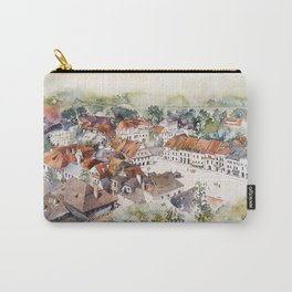 Old Marketplace in Kazimierz Dolny | Poland Carry-All Pouch