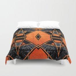 Geometric #947 Duvet Cover